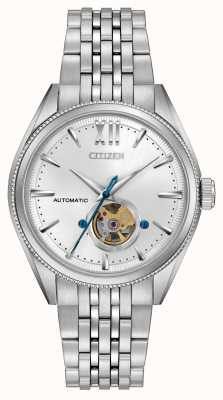 Citizen | Mens Signature Grand Classic Automatic | Stainless Steel NB4000-51A
