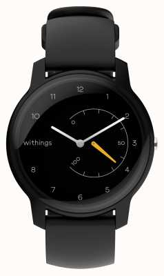 Withings Move Activity Tracker Black & Yellow HWA06-MODEL 1-ALL-INT