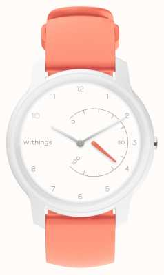 Withings Move Activity Tracker White & Coral HWA06-MODEL 5-ALL-INT