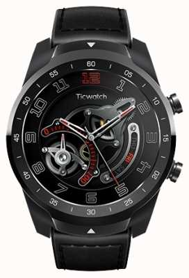TicWatch Pro | Shadow Black Smartwatch WF12096-BLK