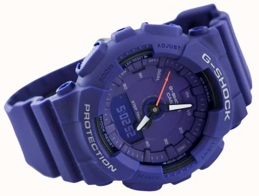 Casio | Compacts G-shock | Blue | Unisex | GMA-S130VC-2AER