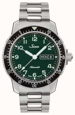 Sinn | 104 St Sa A G Solid Link Bracelet | Limited Edition 104.0111 SOLID LINK BRACELET