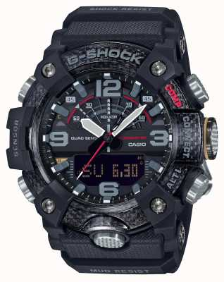 Casio Carbon Core MudMaster | Stopwatch | Bluetooth | GG-B100-1AER