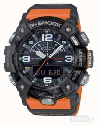 Casio Carbon Core MudMaster | Stopwatch | Bluetooth GG-B100-1A9ER