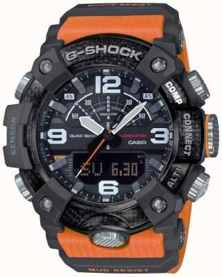 Casio Carbon Core MudMaster   Stopwatch   Bluetooth GG-B100-1A9ER