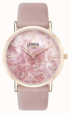 Limit | Womens Secret Garden | Pink Leather Strap | Pink Dial | 60050.73