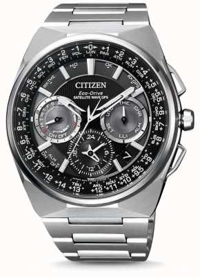 Citizen | Mens Eco-Drive Satellite Wave GPS | Titanium Bracelet | CC9008-84E