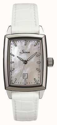 Sinn Model 243 Ti Mother-of-pearl W 243.011