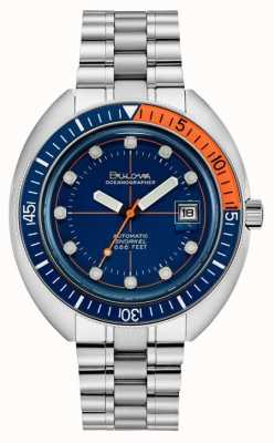 Bulova | Limited Edition | Oceanographer Devil Diver | Automatic | 96B321