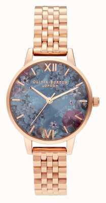 Olivia Burton | Womens | Under The Sea | Rose Gold Bracelet | OB16US25