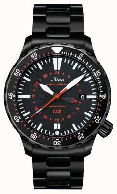 Sinn Diving Watch U2 S (EZM 5) 1020.020