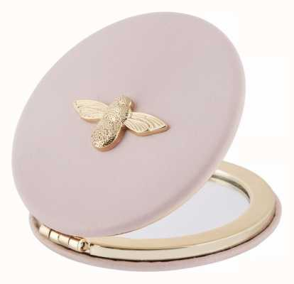 Olivia Burton | 3D Bee | Blossom And Gold | Compact Mirror | OB16ACS02