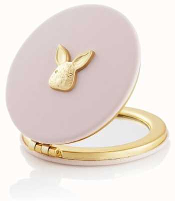 Olivia Burton   3D Bunny   Blossom And Gold   Compact Mirror   OBACS54