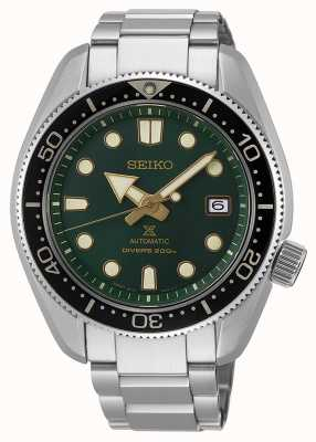 Seiko | Limited Edition | Prospex Divers | Sunset Green | SPB105J1