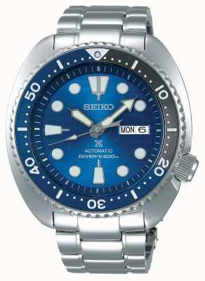 Seiko | Prospex | Save the Ocean | Turtle | Automatic | Diver's | SRPD21K1