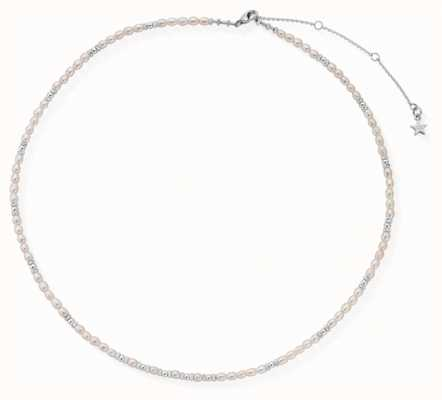ChloBo | Champagne Kisses | Pearl Necklace | 50-59cm | SNCHAMPAGNE