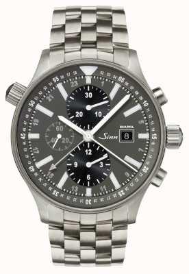 Sinn 900 DIAPAL The large pilot chronograph 900.013 bracelet