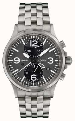 Sinn 756 DIAPAL The Duochronograph with DIAPAL 756.030