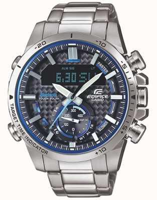 Casio | Edifice | Mens | Standard Chronograph | Blue Dial | ERA-110D-2AVEF