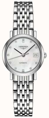 Longines | Elegant Collection | Women's 25.5mm | Swiss Automatic | L43094876