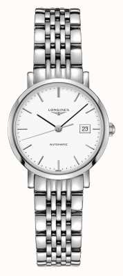 Longines | Elegant Collection | Women's 29mm | Swiss Automatic | L43104126