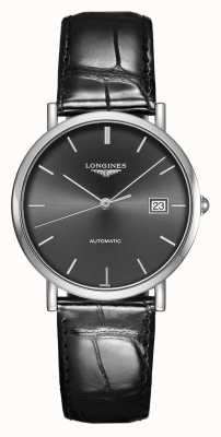 Longines | Elegant Collection | Men's 37mm | Swiss Automatic | L48104722
