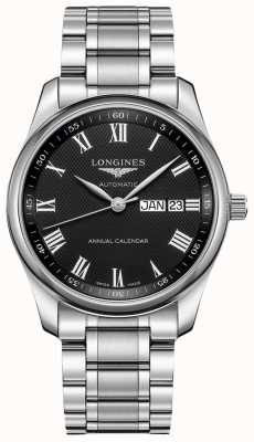 Longines Master Collection | Annual Calendar | Men's Swiss Automatic L29104516