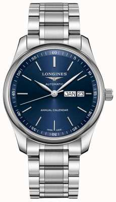 Longines Master Collection | Annual Calendar | Men's Swiss Automatic L29104926