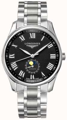 Longines Master Collection | Moonphase | Men's | Swiss Automatic | L29194516