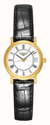 Longines Présence | 18ct Yellow Gold | Women's 23.5mm L42776110
