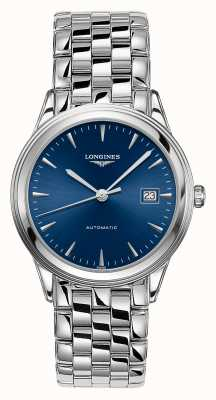 Longines | Flagship | Men's 38.5mm Stainless Steel | Swiss Automatic L49744926
