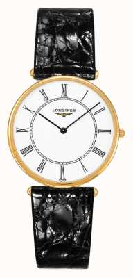 Longines 18ct Gold | Women's 23mm | Agassiz Heritage Collection L41916110