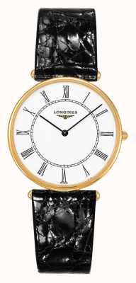 Longines 18ct Gold | Women's 23mm | Agassiz Les Grandes Classique L41916110