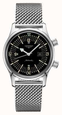 Longines | Legend Diver Heritage | Men's | Swiss Automatic | L33744506