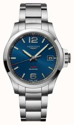Longines | Conquest V.H.P. Sport | Men's | Swiss Quartz | L37164966