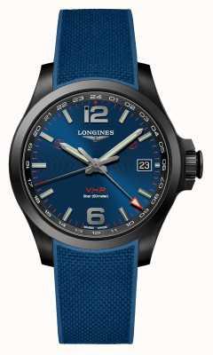 Longines | Conquest V.H.P. Sport GMT | Men's | Ceramic | Swiss Quartz L37182969