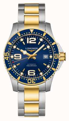 Longines | HydroConquest Sport | Men's 41mm | Swiss Automatic | L37423967