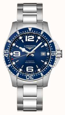 Longines | HydroConquest Sport | Men's 41mm | Swiss Automatic | L37424966