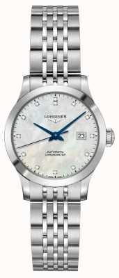 Longines | Record | Women's | Swiss Automatic | L23214876