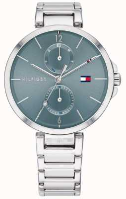 Tommy Hilfiger | Womens Stainless Steel Bracelet | Blue Dial | 1782126