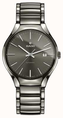 Rado | True Automatic | Plasma High-tech Ceramic | Grey Dial R27057102