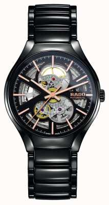 Rado | True Automatic Open Heart | Plasma High-tech Ceramic R27100162