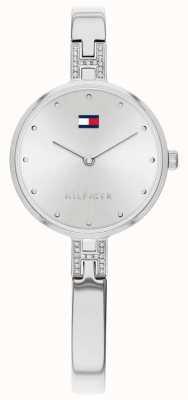 Tommy Hilfiger Kit | Stainless Steel Bracelet | Silver Dial | 1782137
