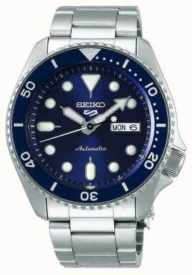 Seiko 5 Sport | Sports | Automatic | Blue Dial | Stainless Steel SRPD51K1