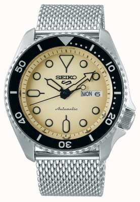 Seiko 5 Sport | Suits | Automatic | Champagne Dial | EX-DISPLAY SRPD67K1EX-DISPLAY