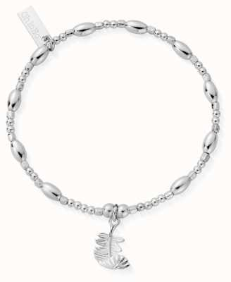 ChloBo | Sterling Silver 'Blessed Be' Bracelet | SBLRC2531