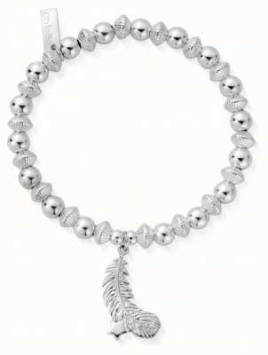 ChloBo | Sterling Silver 'Guiding Light' Bracelet | SBCD2532