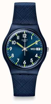 Swatch | Original Gent | Sir Blue Watch | GN718