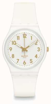Swatch | Original Gent | White Bishop Watch | GW164