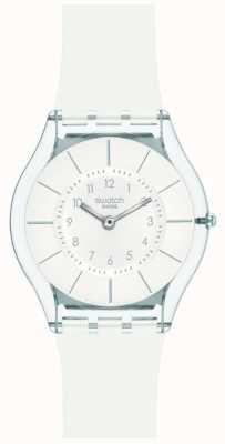 Swatch | Skin Classic | White Classiness Watch | SFK360